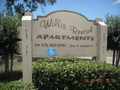 Willis Rental Apartments