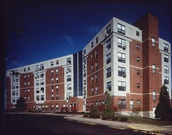 Admirals Tower Co-op Senior Apartments