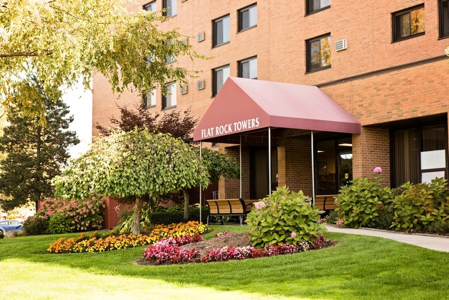 Flat Rock Towers Co-op Senior Apartments