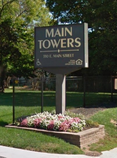 Main Towers Apartments