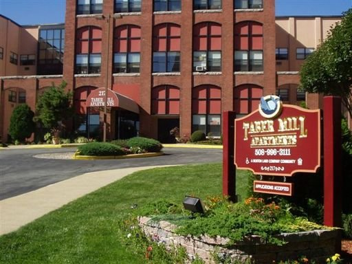 Taber Mill Senior Apartments