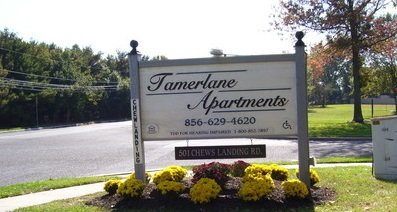 Tamerlane Apartments Nj