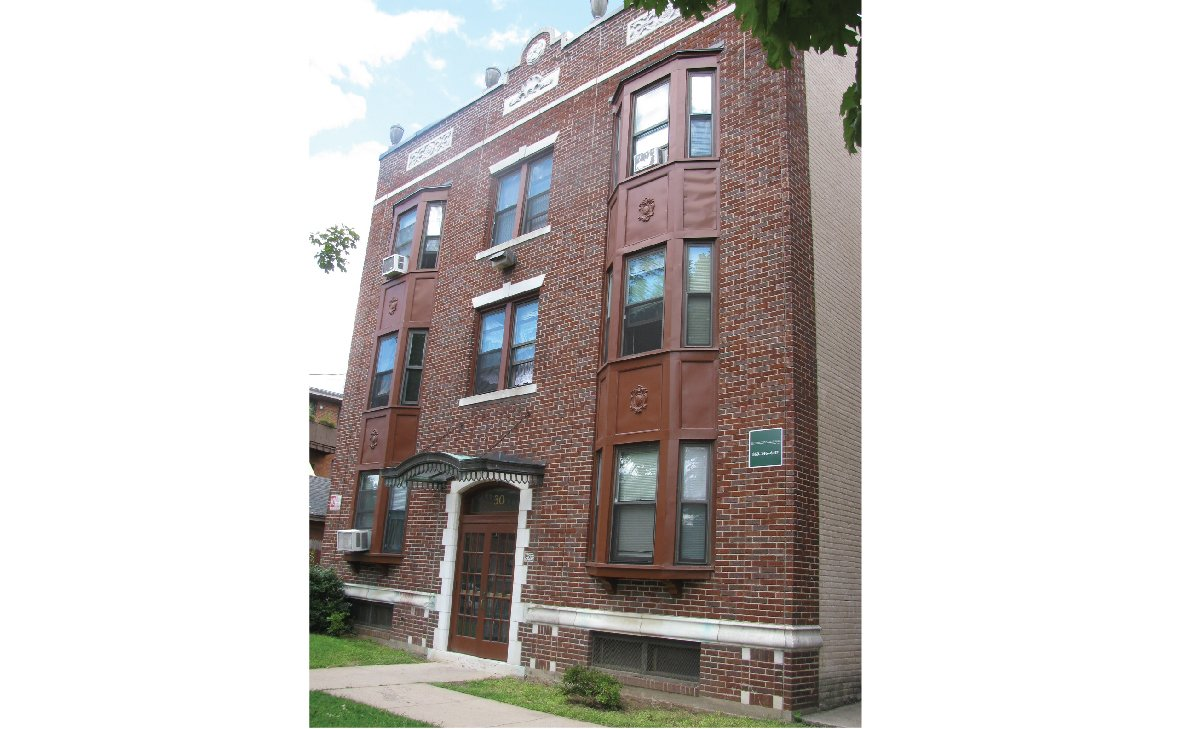Historic Townley Street Apartments