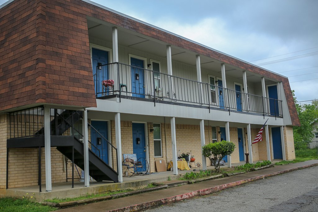 Lamar Park Apartments