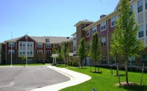 Gratiot Woods Co-op Senior Apartments