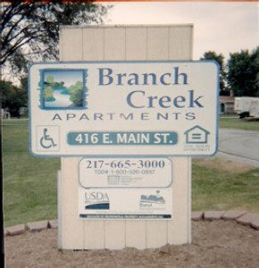 Branch Creek Apartments