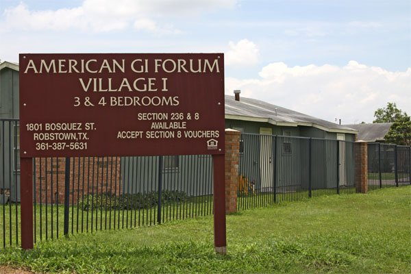 American Gi Forum Village I