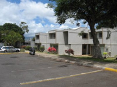 Jack Hall Waipahu Memorial Housing