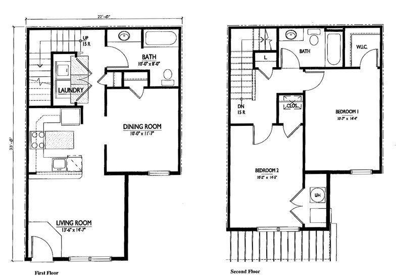 simple two story house plans two story simple house plans ideas house plans 7784