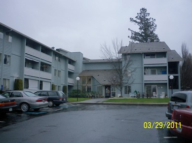 Ashley Senior Center Apartments