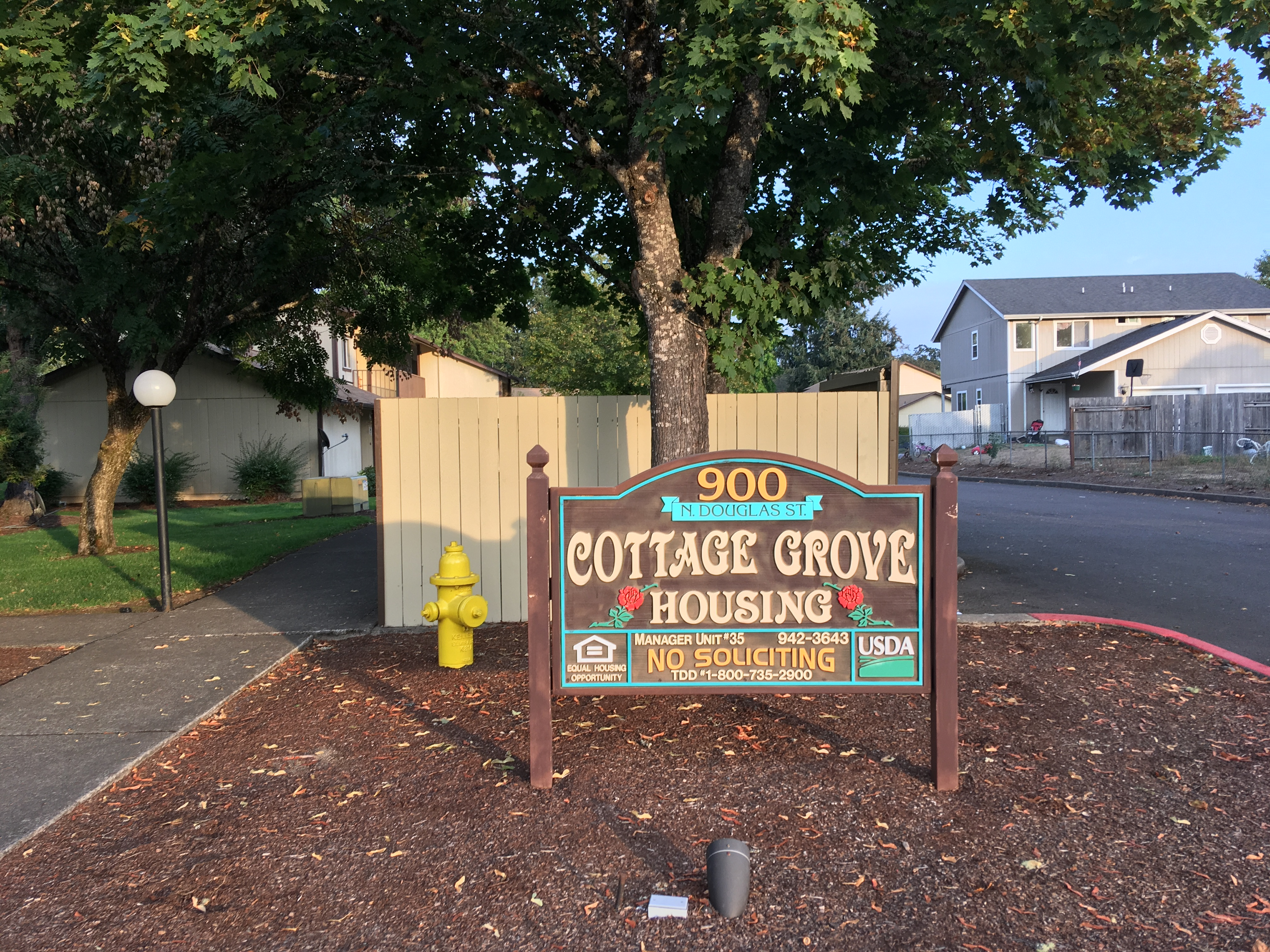 Cottage Grove Housing