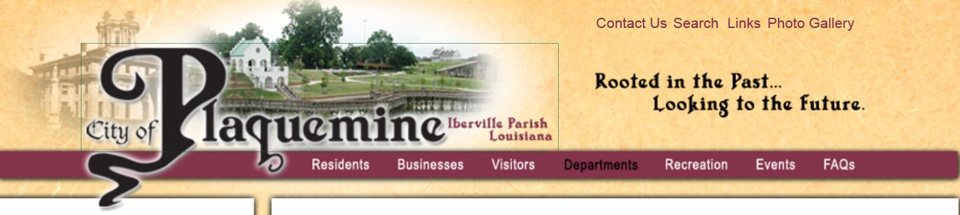 Plaquemine City Housing Authority