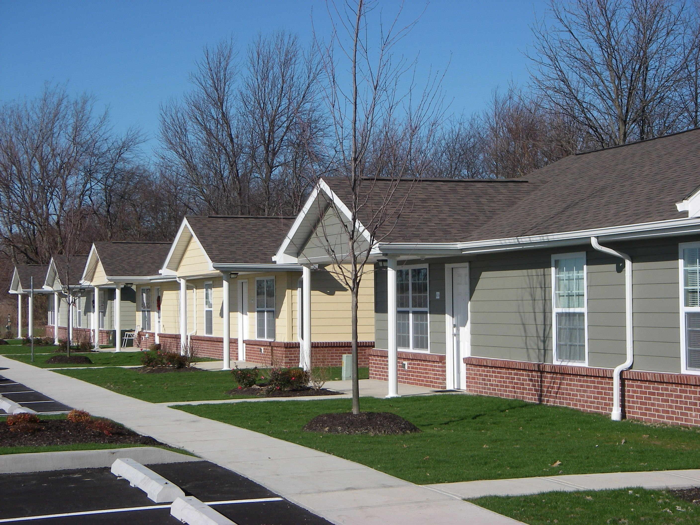 The Indiana Housing and Community Development Authority
