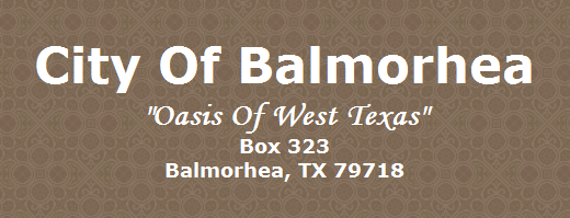 Balmorhea Housing Authority