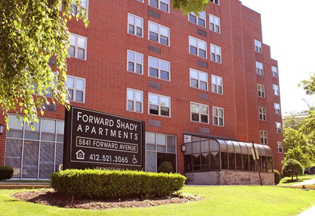 Forward Shady Apartments