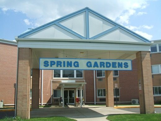 spring gardens senior housing - Spring Garden Apartments